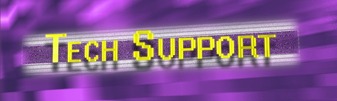 Logo for Tech Support
