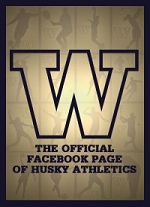 UW athletics facebook logo