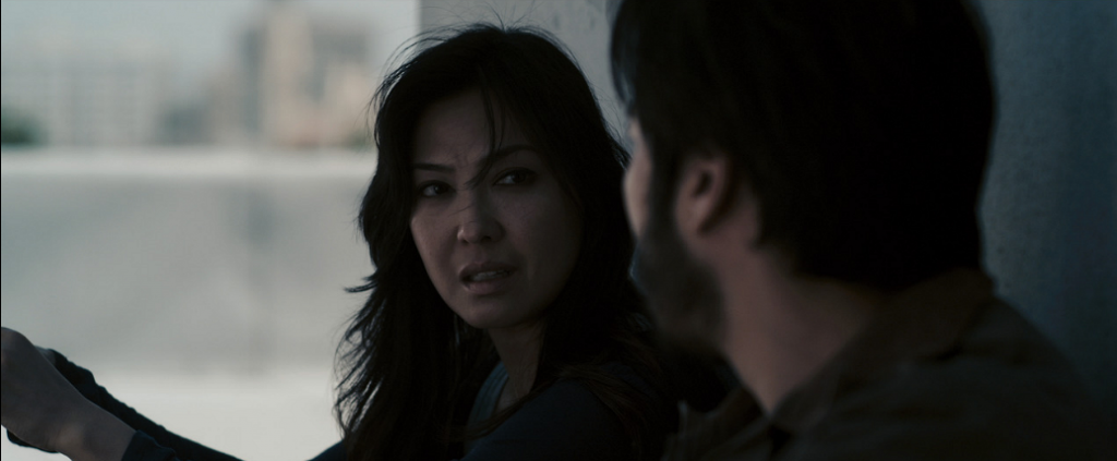 Susan Park in Innocent Blood