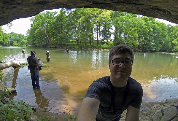 "UW Comm student helps produce Kentucky episode of ""Season on the Edge"""