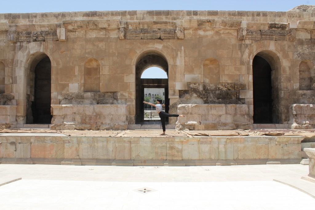 Imana Gunawan in Amman
