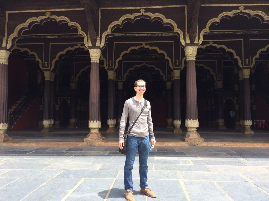 Lopaze at Tipu Sultans Palace