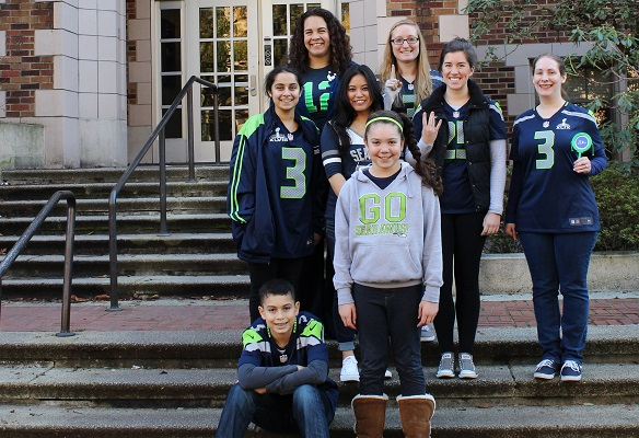 Good luck to the Seahawks!