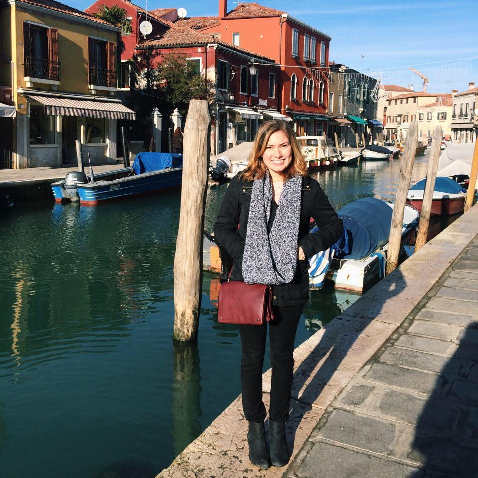 Andrea study abroad