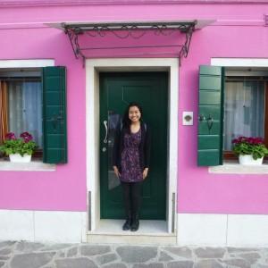 Jasmine in Burano