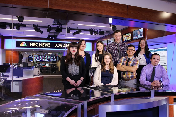 UW students return from Career Exploration Trip in Los Angeles