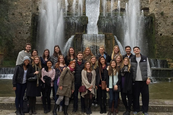 Rome Study Abroad 2015
