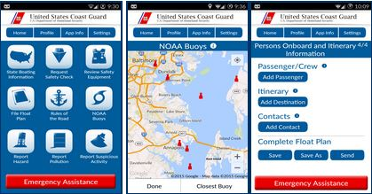 Coast Guard App