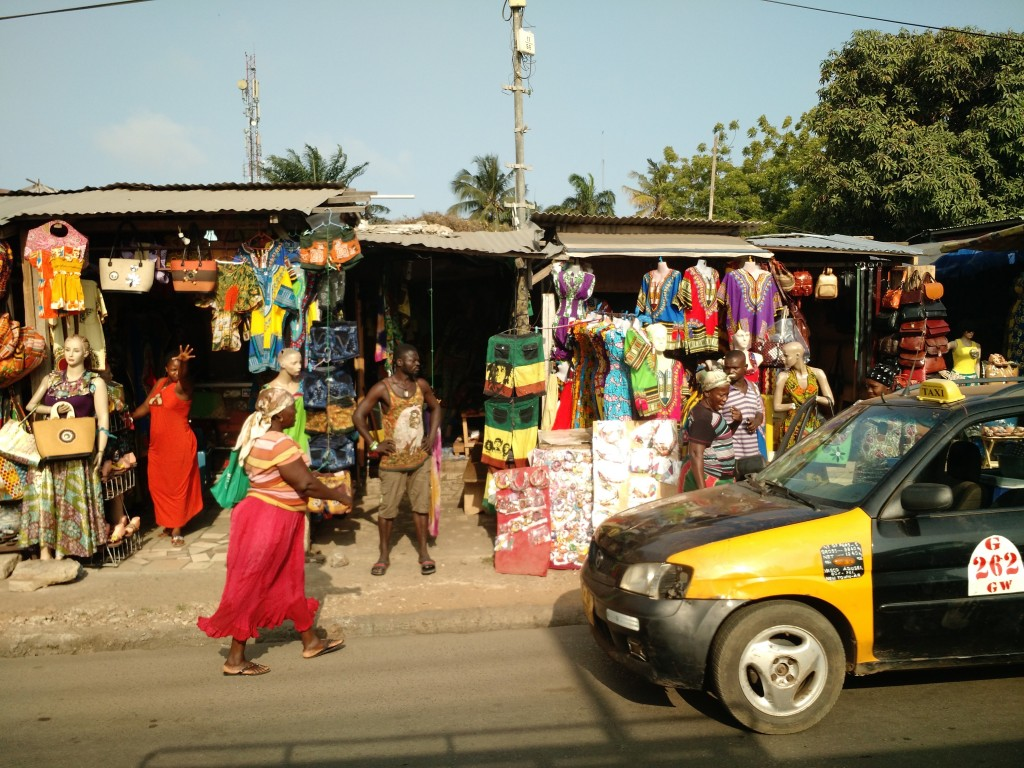 Daily life in Ghana