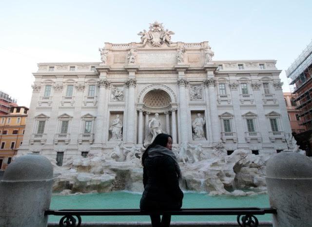 Kia in Rome