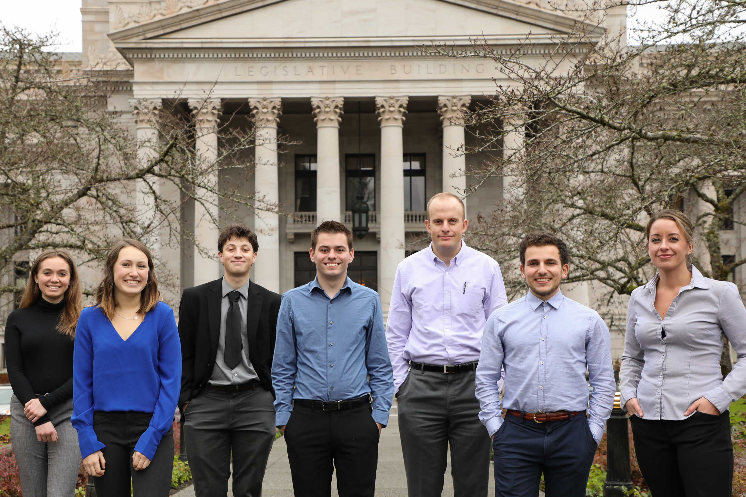 Red, White, Blue (and Purple): Meet UW's Newest Olympia Cohort